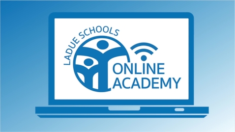 Thumbnail for entry Ladue Schools Online Academy