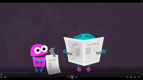 Thumbnail for entry Storybots Letter I