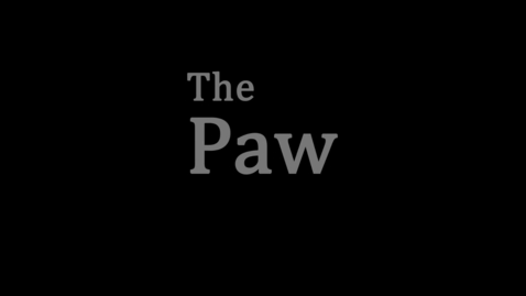 Thumbnail for entry The Paw, Halloween Special (Episode 6) - Oct. 31, 2016