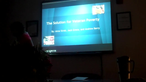 Thumbnail for entry Helping Veterans Presentation g c