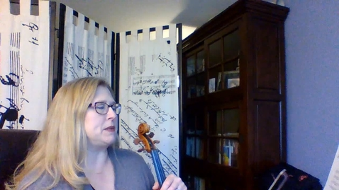Thumbnail for entry String Basics Book 1-  6th Grade Orchestra  for Violin and Viola Page 30-31