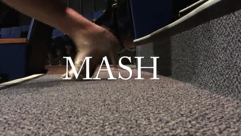 Thumbnail for entry MASH - WSCN PTV 2, Sem 2 (2016-2017)