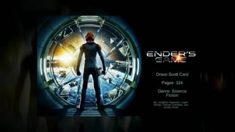 Thumbnail for entry Ender's Game digital book talk