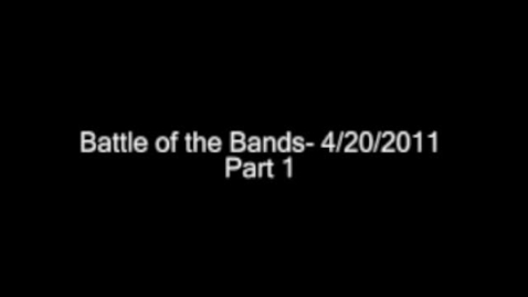 Thumbnail for entry MacArthur Battle of The Bands Part 1