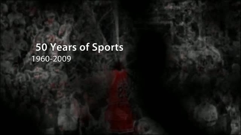 Thumbnail for entry 50 Years in American Sports