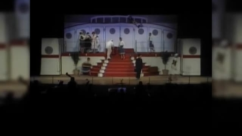 Thumbnail for entry Anything Goes -Manchester High School's 2013 Spring Musical