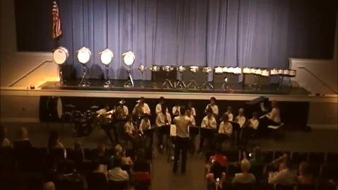 Thumbnail for entry Concert Band Final Performance 2015-2016