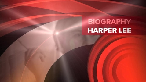 Thumbnail for entry Harper Lee Student Presentation