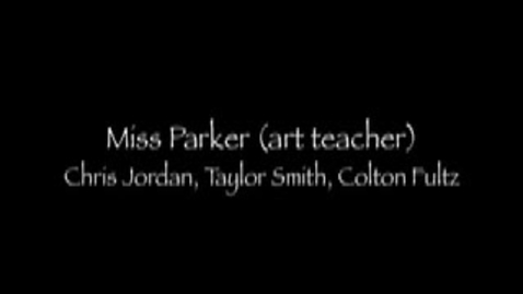 Thumbnail for entry Talking Art with Ms Parker at UJH