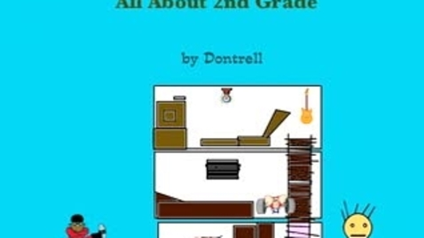 Thumbnail for entry All About 2nd Grade (2014-2015) by Dontrell (Mrs. Vizzachero)