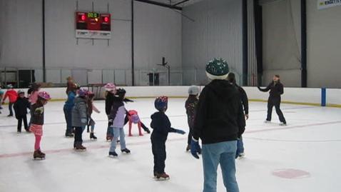 Thumbnail for entry Ice Skating Week 3