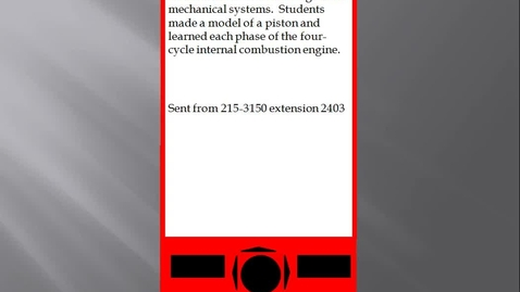 Thumbnail for entry Mechanical Systems