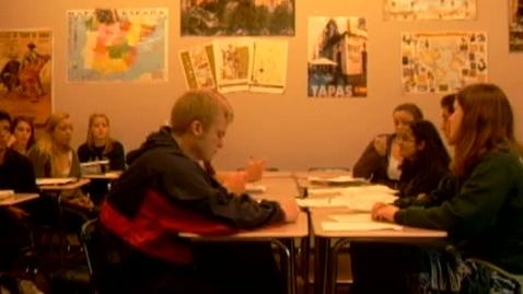 Thumbnail for entry AP Spanish Debate Salud (team #2, pt. 5)