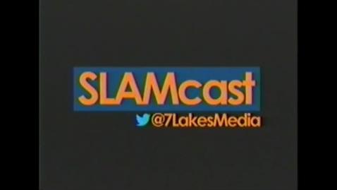 Thumbnail for entry SLAMcast April 8, 2013