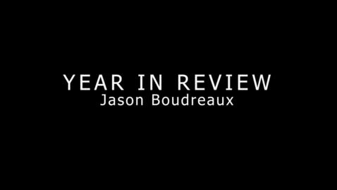 Thumbnail for entry Year in review Jason.mp4