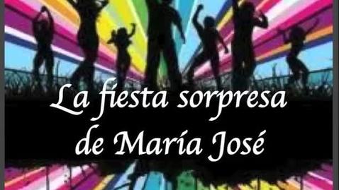 Thumbnail for entry La fiesta sorpresa (VoiceThread)
