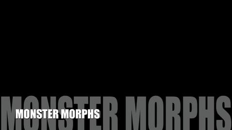 Thumbnail for entry Monster Morphs Day 2 2012 Trimester 1