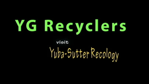 Thumbnail for entry YG Recyclers