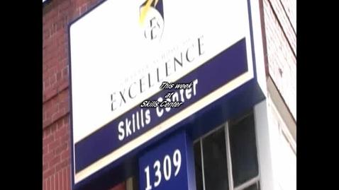Thumbnail for entry the week at skills 3-19-12