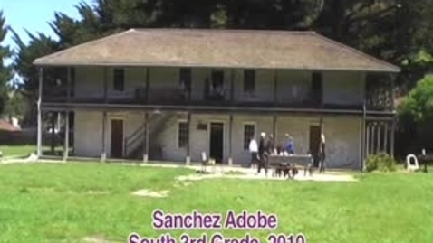 Thumbnail for entry South Sanchez Adobe 2010