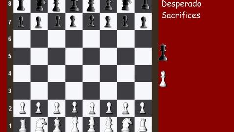 Thumbnail for entry Tricky Tactics 24 Desperado Sacrifices