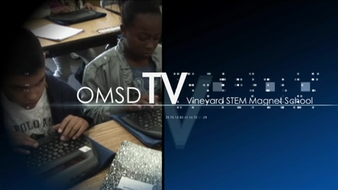 Thumbnail for entry Vineyard STEM Magnet School - Exploring Science, Technology, Engineering, and Math education