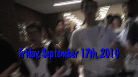 Thumbnail for entry Friday, September 17, 2010