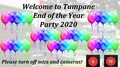Thumbnail for entry Junior 2020  End of Year Celebration