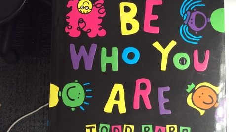 Thumbnail for entry Be Who You Are