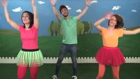 Thumbnail for entry CABALLITO BLANCO Canción infantil con baile