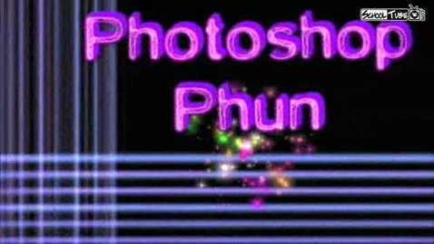 Thumbnail for entry photoshop Phun Lesson 7 - Create a Team Picture part 1