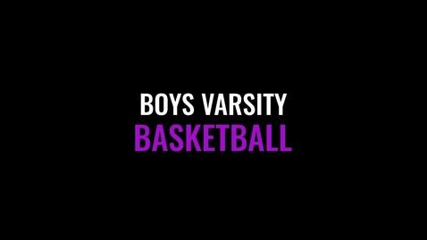 Thumbnail for entry 2021 Boys Basketball