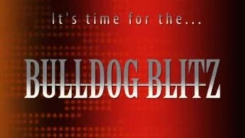 Thumbnail for entry Bulldog Blitz 11 March 22, 2010