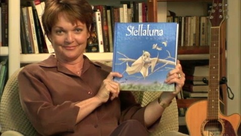Thumbnail for entry Stellaluna read by Pamela Reed