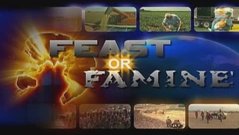 Thumbnail for entry Feast Or Famine - Beneficial Insects