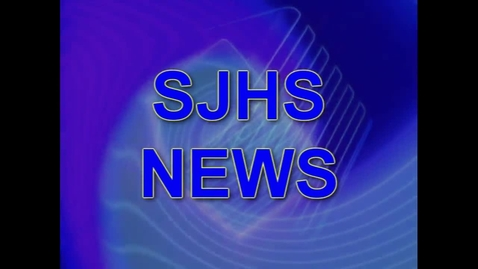 Thumbnail for entry 9-21-12 SJHS News