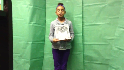 Thumbnail for entry Civil War Virtual Wax Museum-Emancipation-Jayla-Snellman