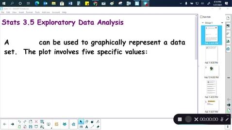 Thumbnail for entry Statsitics 3.5