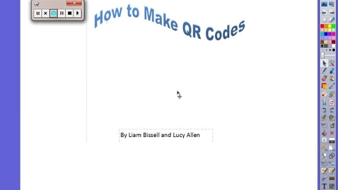 Thumbnail for entry How To Create QR Coedes