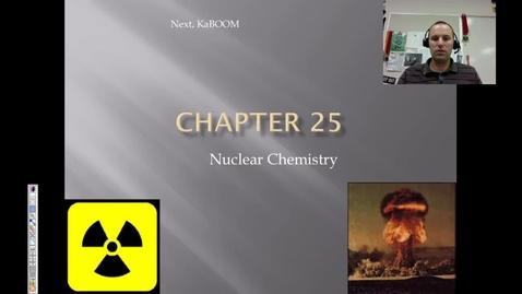 Thumbnail for entry 14. Radioactivity