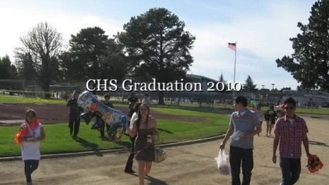 Thumbnail for entry CHS Graduation 2010