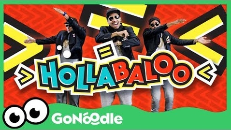 Thumbnail for entry Hollabaloo: Greater Than, Less Than, Equal To - Blazer Fresh | GoNoodle