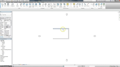 Thumbnail for entry REVIT Doors and Windows