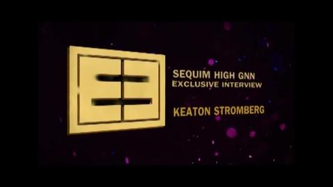 Thumbnail for entry Emblem3: Keaton Stromberg Interview