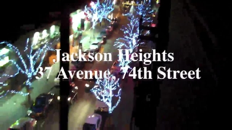 Thumbnail for entry 74th Street Jackson Heights