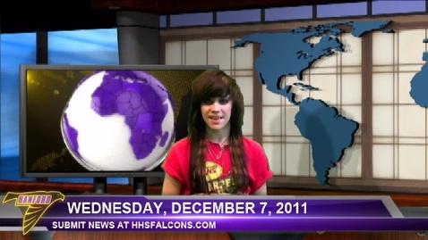 Thumbnail for entry December 07, 2011