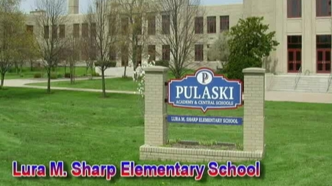 Thumbnail for entry Lura M. Sharp Elementary School