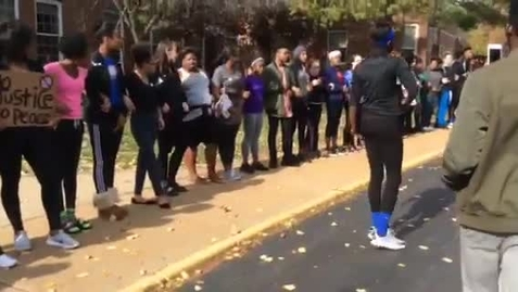 Thumbnail for entry You Matter   Ladue Students Walk Out