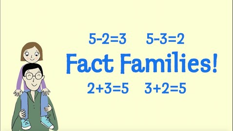 Thumbnail for entry Learn About Fact Families with Danica McKellar...by Destroying a Turkey Sandwich!