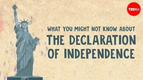 Thumbnail for entry What you might not know about the Declaration of Independence - Kenneth C. Davis